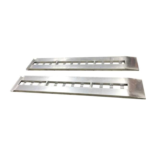 GH-R84-OB GEN-Y 7-Foot 6000-Pound Aluminum Truck Bed Loading Ramps(Open Box) 1