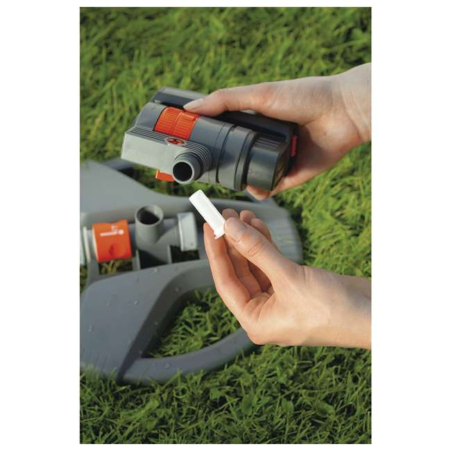 GARD-84-BZMX Gardena ZoomMaxx Oscillating Sprinkler and Base 5