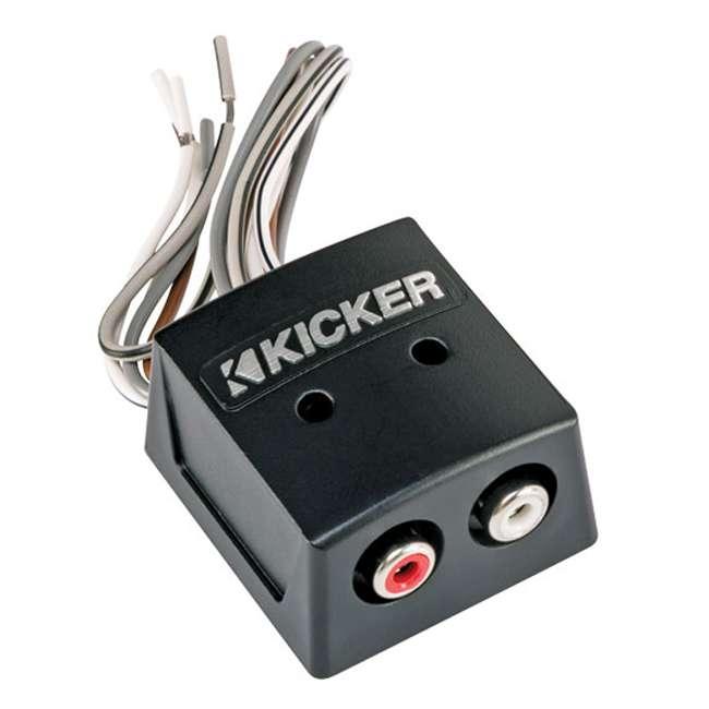KISLOC Kicker High Level to Low Level Converter +RCA Input Sensitivity Control   KISLOC 1