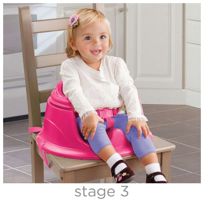13305C Summer Infant 3-Stage SuperSeat Deluxe Giggles Island Booster and Activity Seat 4