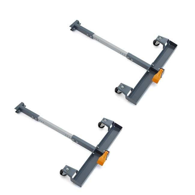 PM-3245 Bora Tool Portamate Power Tool Mobile Base T Extension (2 Pack)