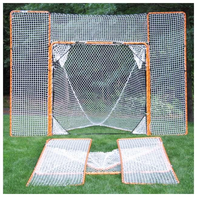 NEOP-87771 EZ Goals Foldable Lacrosse Goal (2 Pack) 3