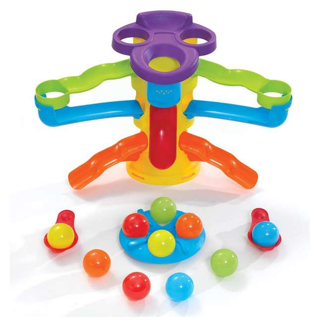840000 Step2 Busy Ball Water Play Activity Table 1