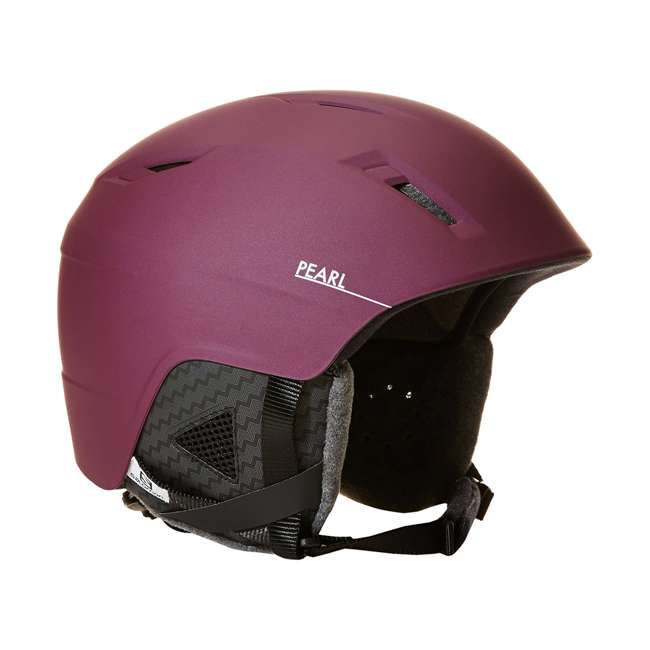L39952200 - S Salomon Pearl2 Women Ski Snowboard Helmet Small, Red (2 Pack) 1