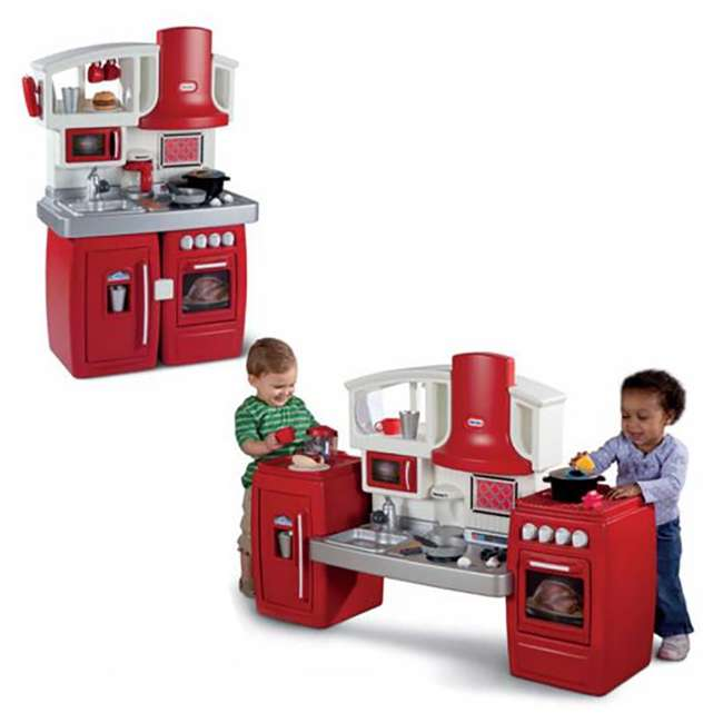 626012MP Little Tikes Cook 'n Grow Kitchen Play Set 1