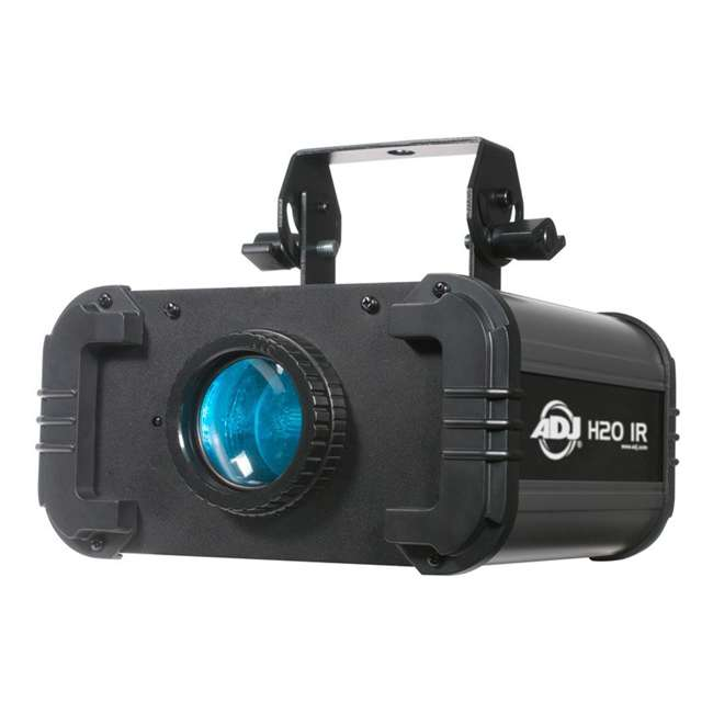 H2O-IR + DJBANK American DJ H2O IR Water Light and Chauvet Sound Active Light 1