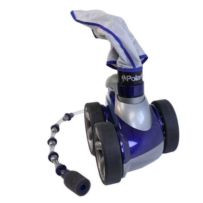 F6-U-C Polaris 3900 Sport Robotic Automatic Pressure In Ground Pool Vacuum (For Parts) 4