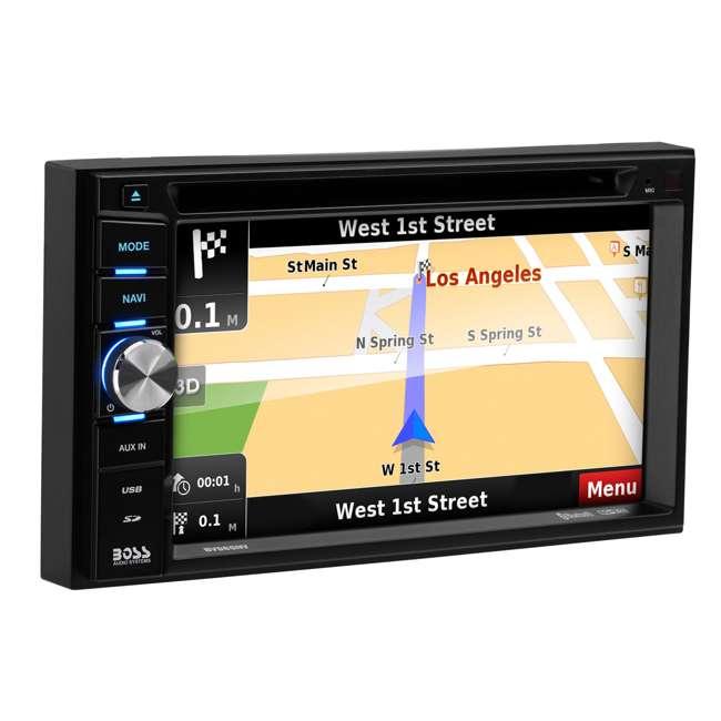BN965BLC Boss Audio Systems 6.5-Inch Car Touchscreen Navigation