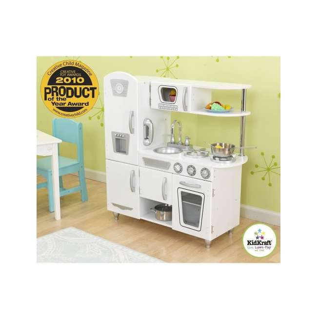 KidKraft Vintage Kitchen (White) : 53208