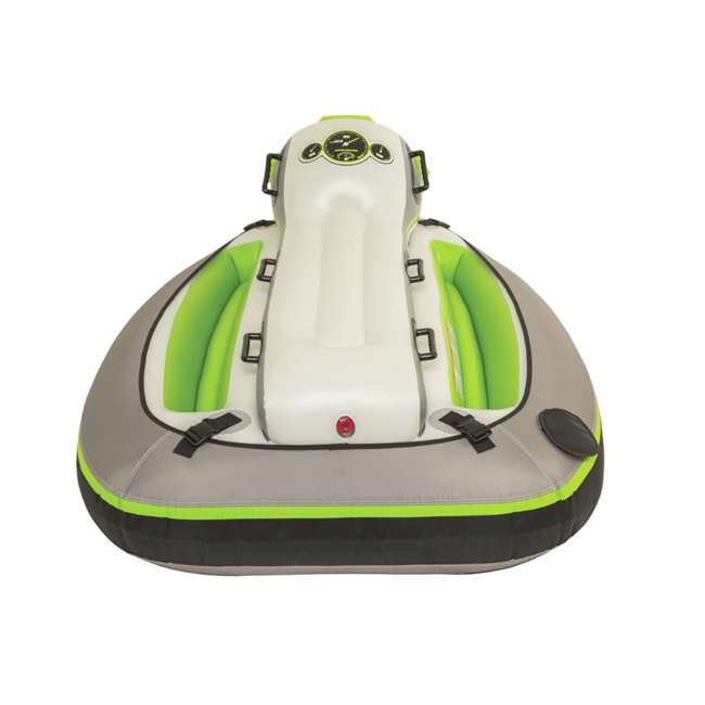 AHXC-02-U-A Sportsstuff Xcelerator 2 Person Water Lake Ocean Towable Ride On Tube (Open Box) 2