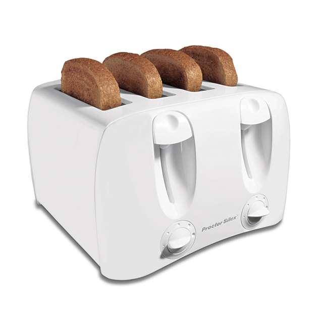 24605Y Proctor Silex 24605Y 4-Slice Toaster| 24605Y