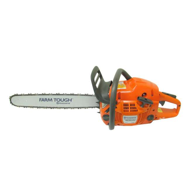 HV-CS-965030298 Husqvarna 455 Rancher 20-Inch 55.5 cc 3.5 Hp Gas Powered Chainsaw 5