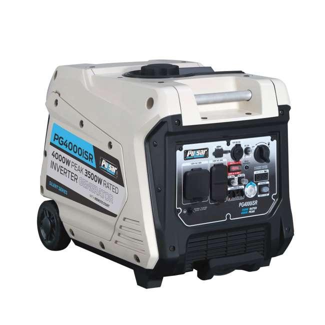 PG4000ISR Pulsar 4000 Watt Inverter Generator with Remote Start 1