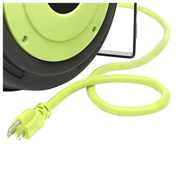 LEG-E8140503 Legacy Manufacturing Flexzilla ZillaReel Electrical Cord Reel 2