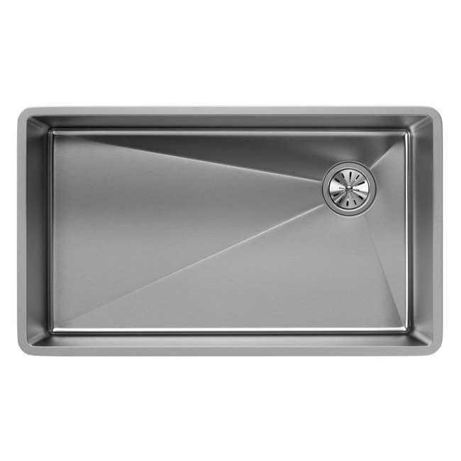 ECTRU30179RT-OB Elkay Crosstown 31-Inch Rectangular Undermount Single Bowl Sink (Open Box) 3