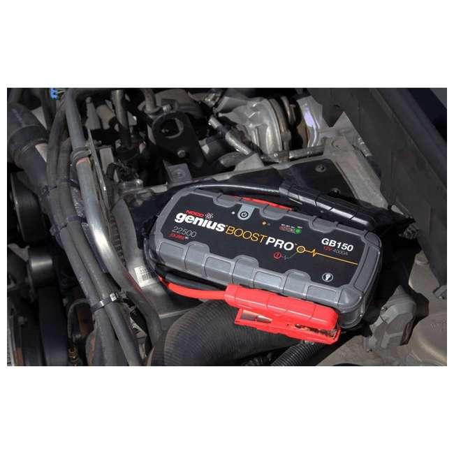 GB150 Noco Genius GB150 Boost Pro 4000-Amp UltraSafe Jump Starter 5