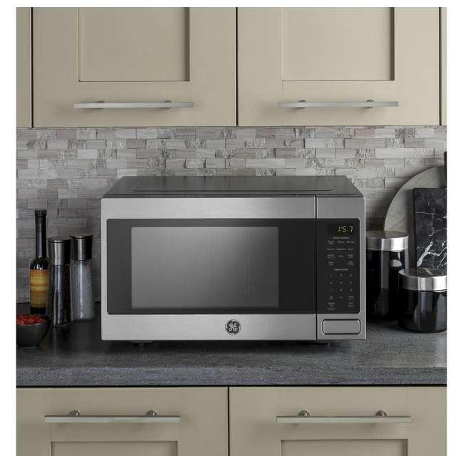 JES1657SMSS-RB GE 1150 Watt Countertop Microwave Oven, Stainless Steel (Certified Refurbished) 2