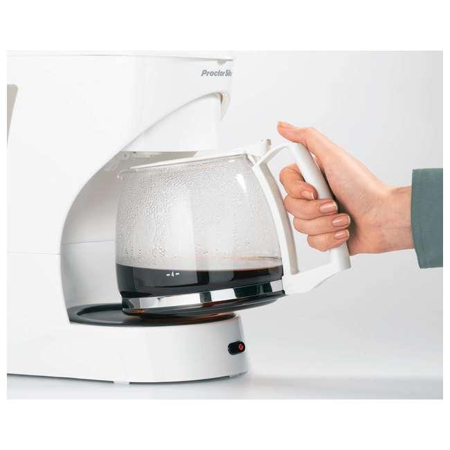 43531Y Proctor Silex 12-Cup Coffee Maker   43531Y 3
