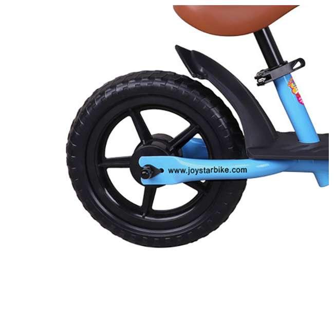 BIKE055bl Joystar Roller 12 Inch Kids Toddler Training Balance Bike Bicycle, Ages 2 to 4 4