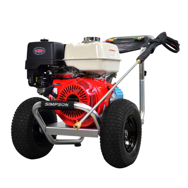 SMPSN-PW-ALH4240-60688-U-C Simpson Cleaning 4,200 PSI 4.0 GPM 389cc Gas Engine Power Washer (For Parts)