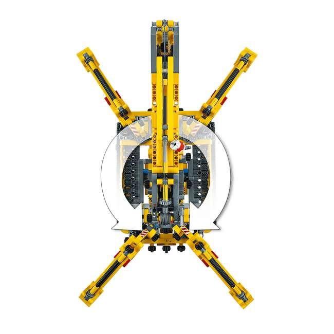 6251555 LEGO Technic 42097 Compact Crawler Crane 920 Piece Construction Building Set 1