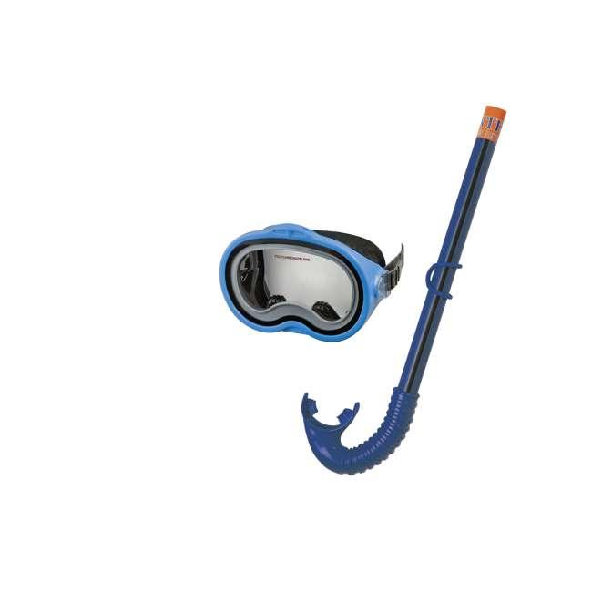55942 Intex Adventurer Swimming / Diving Mask & Snorkel Set