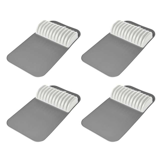 4 x 29002 Madesmart In-Drawer 11 Knife Storage Mat (4 Pack)