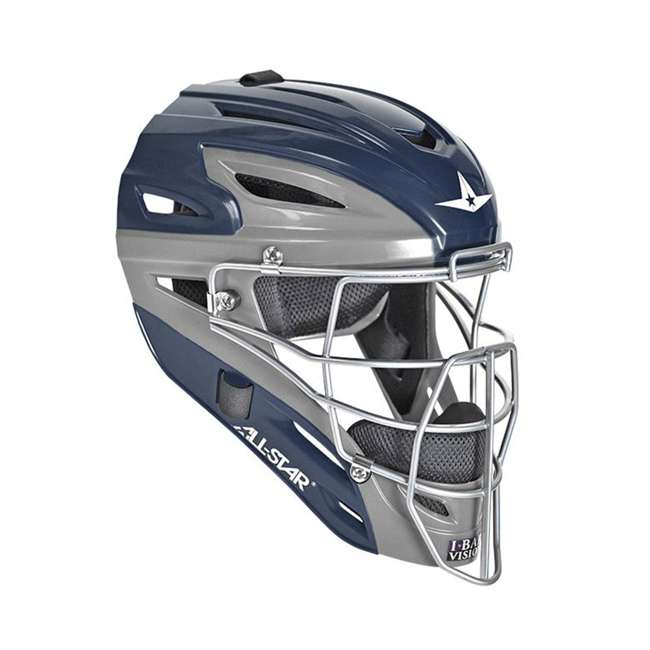 CKPRO1XNAV-OB All-Star Sports S7 Axis Adult Pro Catching Kit, Navy (Open Box) 1