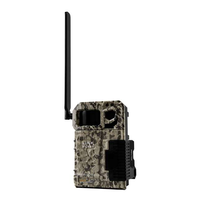 MICROUS + BATT SPYPOINT LINK MICRO Nationwide Cellular Hunting Trail Game Camera & Battery 3