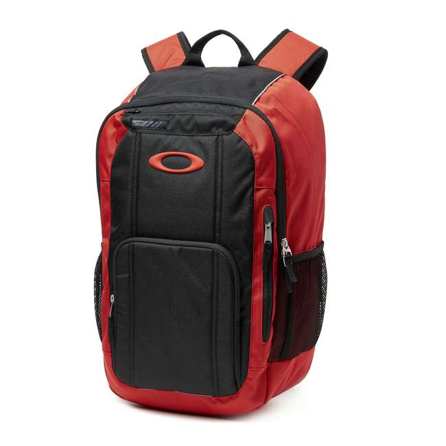 92988-465 Oakley Enduro 25-Liter 2.0 Backpack, Red & Black