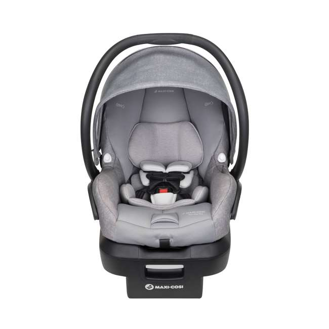 IC306ETL Maxi-Cosi Mico Max Plus Rear Facing MaxShade Canopy Infant Car Seat, Nomad Gray 2