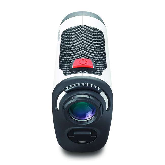 BGOLF-201660-OB Bushnell Golf Tour V4 Laser Rangefinder with JOLT Technology, White (Open Box) 2