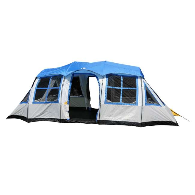 Tahoe Gear Prescott 12-Person 3-Season Cabin Tent