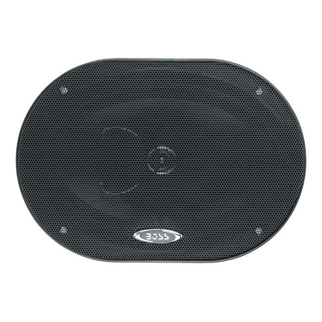 SE692 BOSS SE692 6x9-Inch 350W Car Audio Speakers (Pair) 2