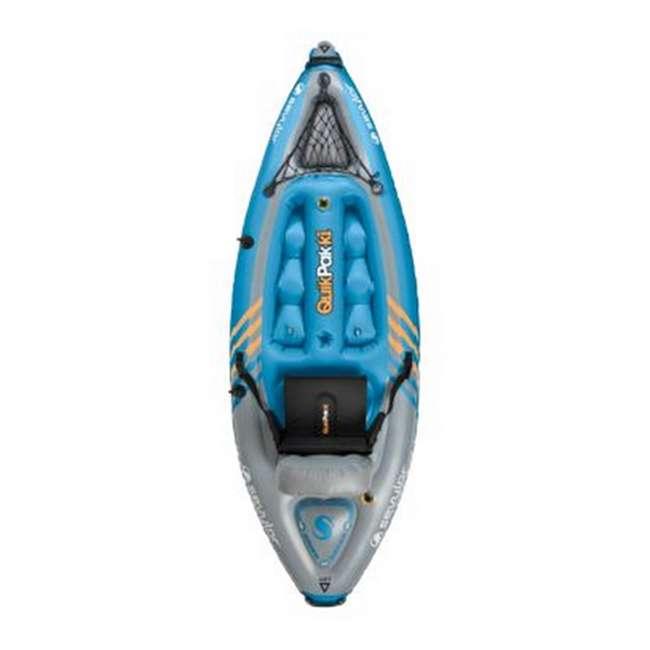 2000014137 Sevylor QuikPak K1 1 Person Inflatable Coverless Kayak 2