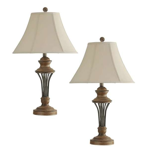 SC-L81924 Abode 84 3-Piece Moraga Floor and Table Lamp Set  2
