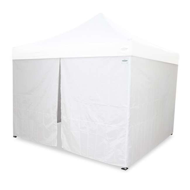 CVAN11208112014-U-A Canopy M-Series 12x12 Tent Sidewalls(Not Including Frame/Roof)(Open Box)(2 Pack)