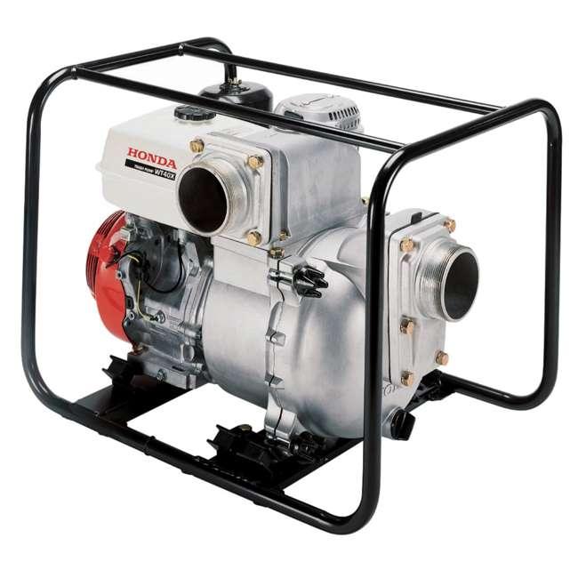 WT40XK3 Honda WT40XK3 4 Inch Heavy Duty Construction Easy Starting Steel Trash Pump