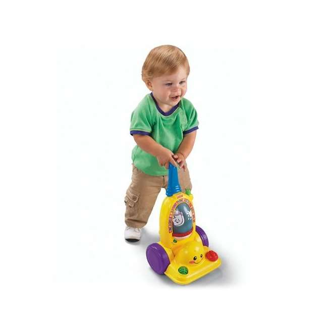 Fisher-Price Laugh & Learn Learning Vacuum - Walmart.com