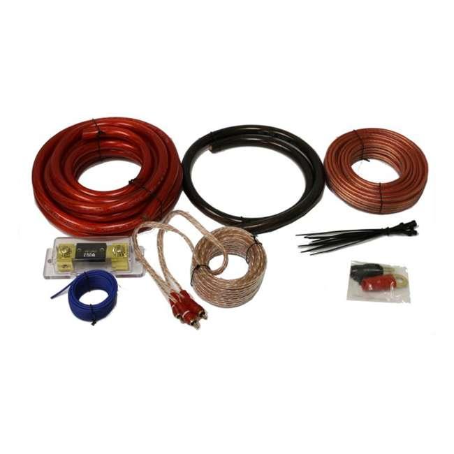 0GAUGE Q-Power 0-Gauge Wiring Kit