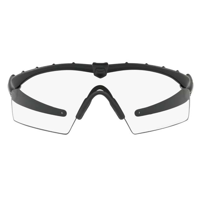 OO9213-04 Oakley M Frame 2.0 Clear Lens Sports Safety Glasses 1