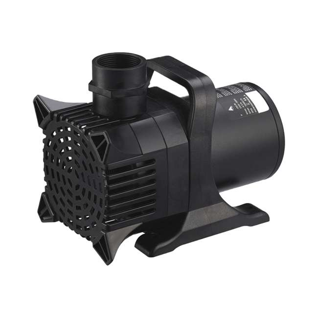 ALG-91201-U-A Algreen Products MaxFlo 1200 GPH Yard Koi Pond & Waterfall Garden Pump(Open Box) 2