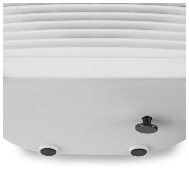 LIM-19-100001 Limina Portable Home Office Personal Electric 1500W Fan Forced Room Space Heater 7