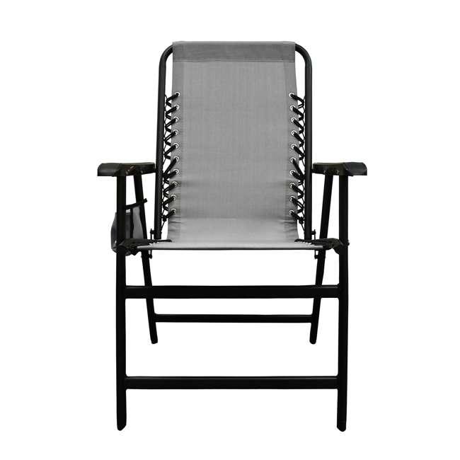 CVANXFC01122-2PK Caravan Canopy Infinity Suspension Chair w/ Cupholder (2 Pack) 2
