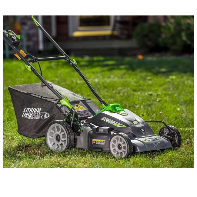 EWISE-60418 Earthwise 18-Inch 40V Lithium Battery Walk Behind Lawn Mower 3