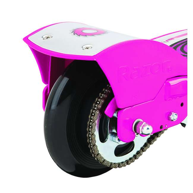 13111269 Razor E175 Electric Scooter, Pink 5
