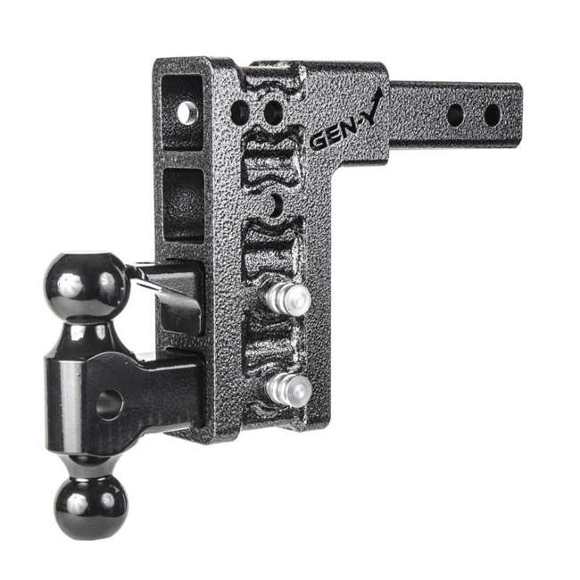 GH-324-OB-U-A GenY Hitch 2 Inch Trailer 2-Pin Drop Hitch with 7.5 Inch Drop (Open Box)