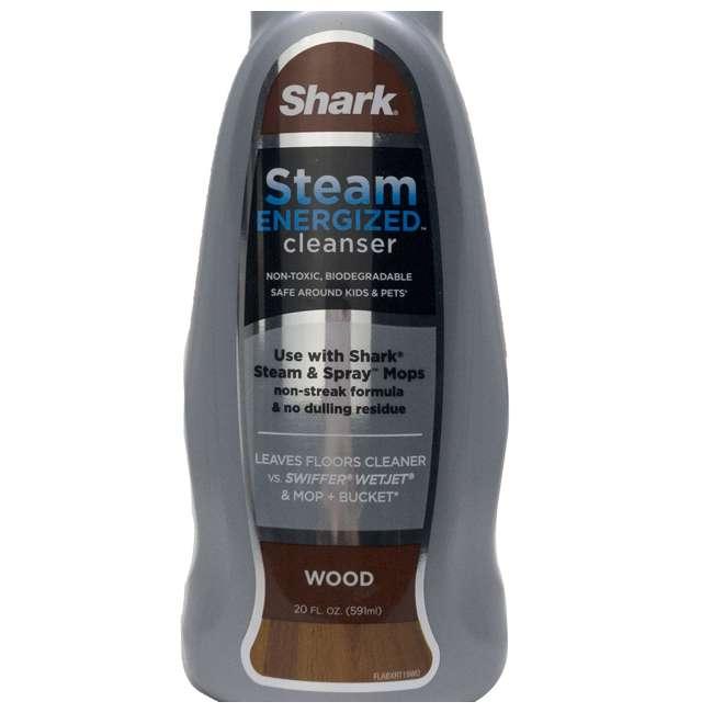 3 x XRT19WD Shark Ninja Sealed Steam Energized Wood Floor Cleanser (3 Pack) 4