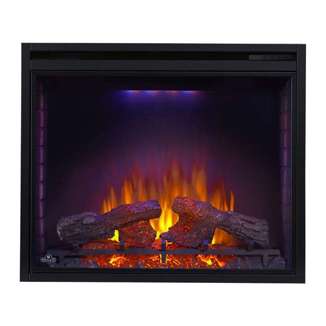 NEFB33H-OB Napoleon Ascent 33 9000 BTU Built-In Electric Fireplace Insert (Open Box) 2