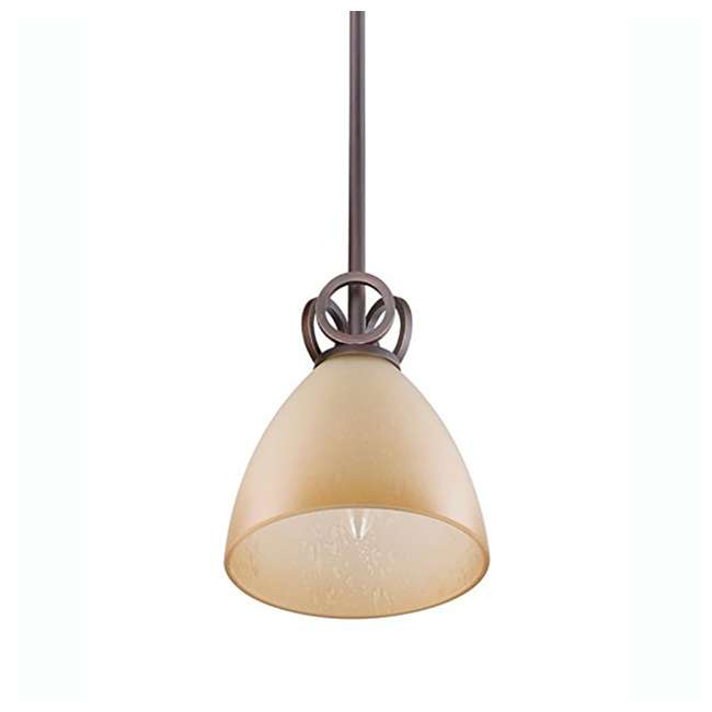 4 x PLC-TC0024715 Philips Maurice Ceiling Pendant Fixture, Bronze (4 Pack) 1
